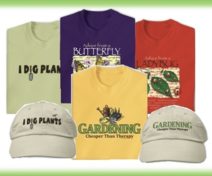 Great Gardening Shirts!